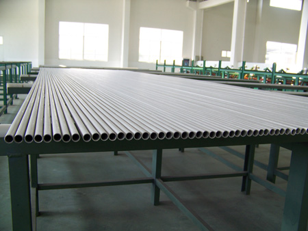 不锈钢管车削加工的生产过程与工艺过程