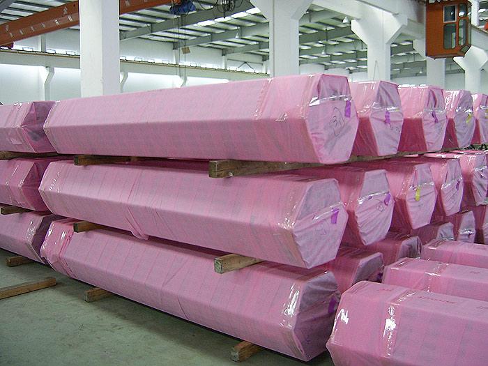 304不锈钢管生产挤压的问题