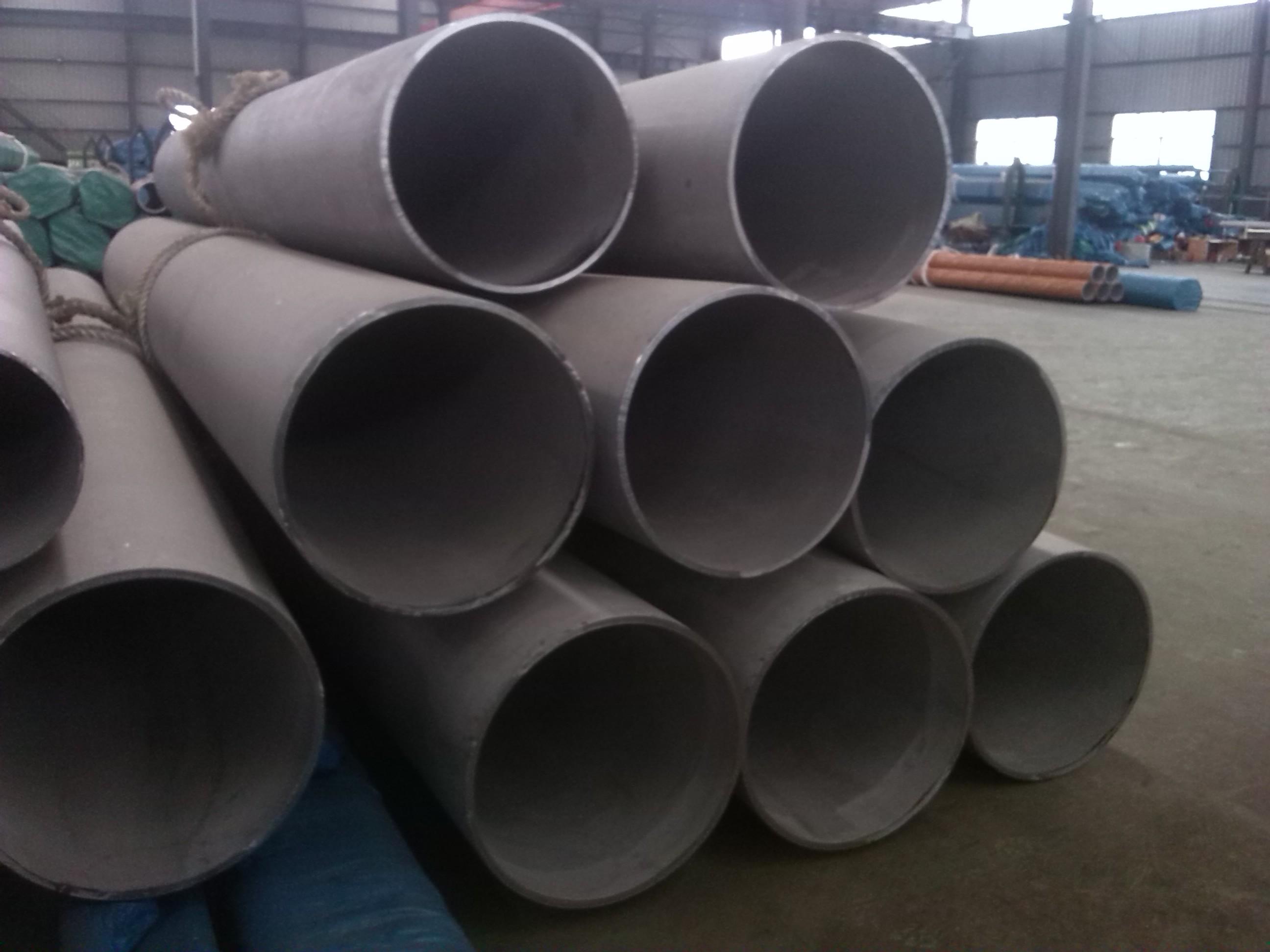 不锈钢焊管在工业中的重要性
